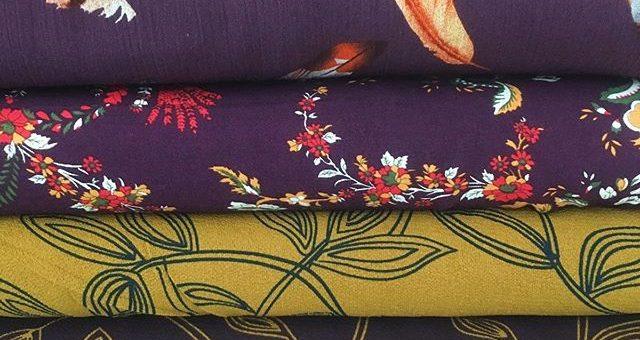 Neu eingetroffen, ideal für Blusen und Kleider 🥰