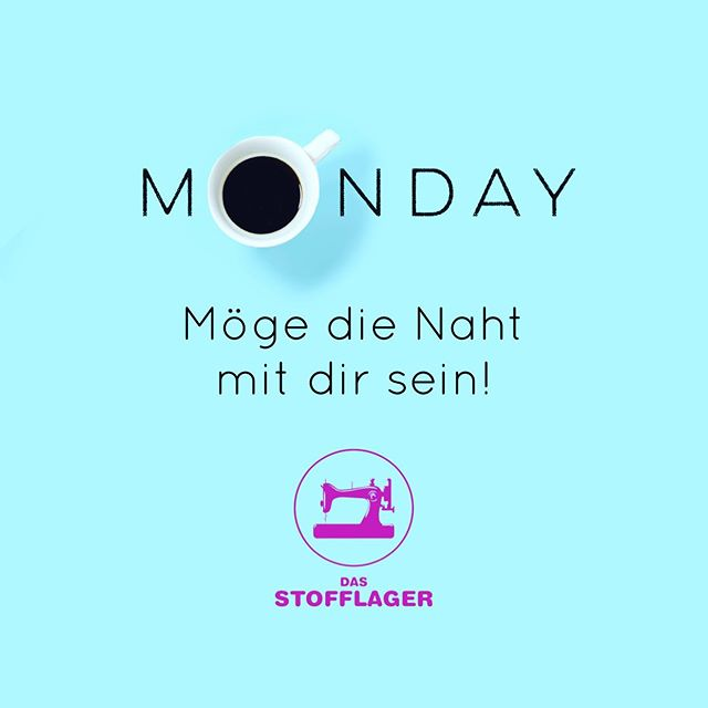 Montag ist Schontag.