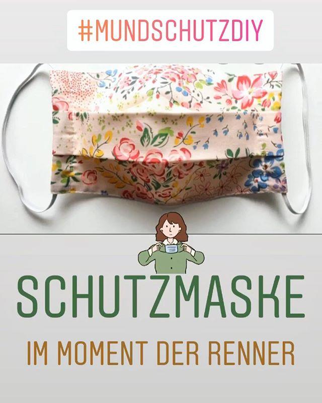 #schutzmaske #diy #mundschutzmaske #fightagainstcorona #stayhealthy #baumwolle #frühling